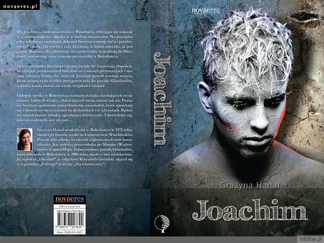 Okładka książki Joachim